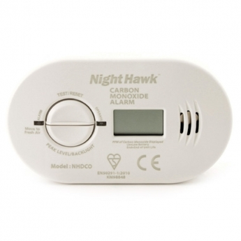 Vingugaasiandur CO Kidde Night Hawk LCD